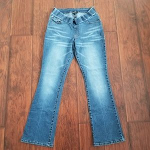Babys Style Women's Maternity Jeans Size Small
